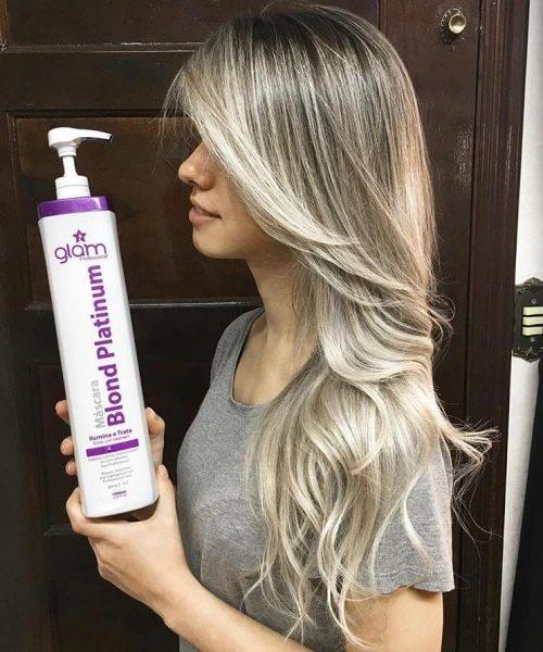 glam professional - blond platinum 1